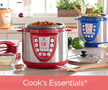 Cook's Essentials(R) Pressure Cooker