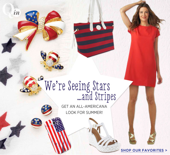 We're Seeing Stars…and Stripes