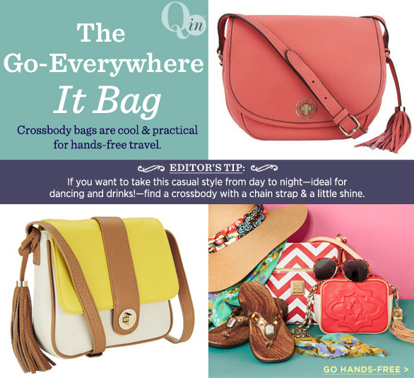 The Go-Everywhere It Bag