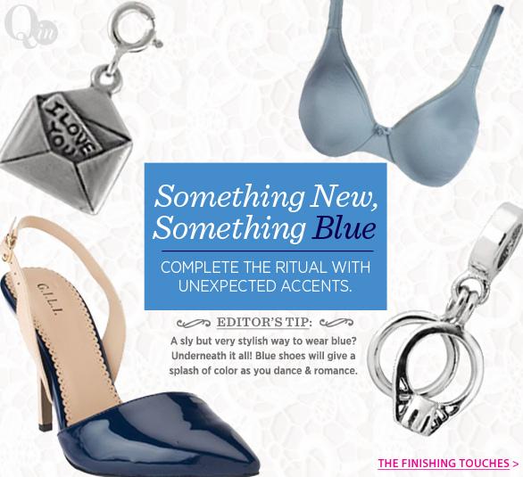 Something New, Something Blue