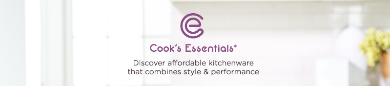 Cook's Essential(R), Discover affordable kitchenware that combines style & performance