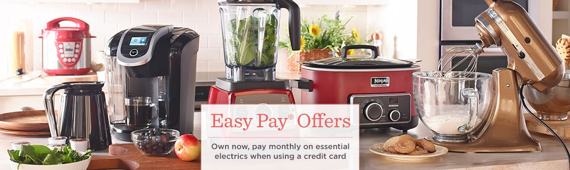 ordinary Kitchen Appliances Pay Monthly #4: Kitchen Appliances u2014 QVC.com