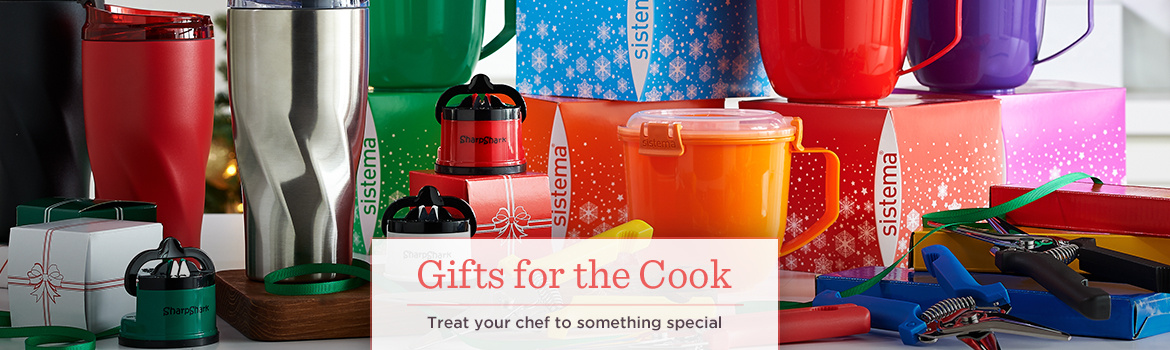 Gifts for the Cook, Treat your chef to something special