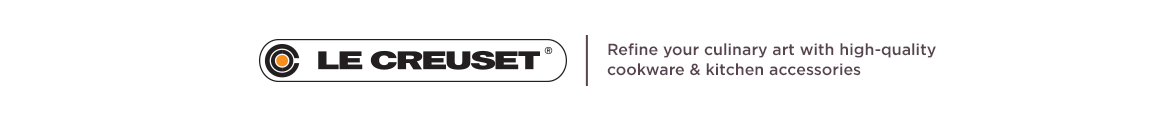 Le Creuset.  Refine your culinary art with high-quality cookware & kitchen accessories