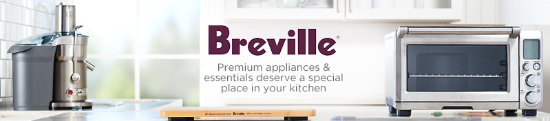 Breville, Premium appliances & essentials deserve a special place in your kitchen.