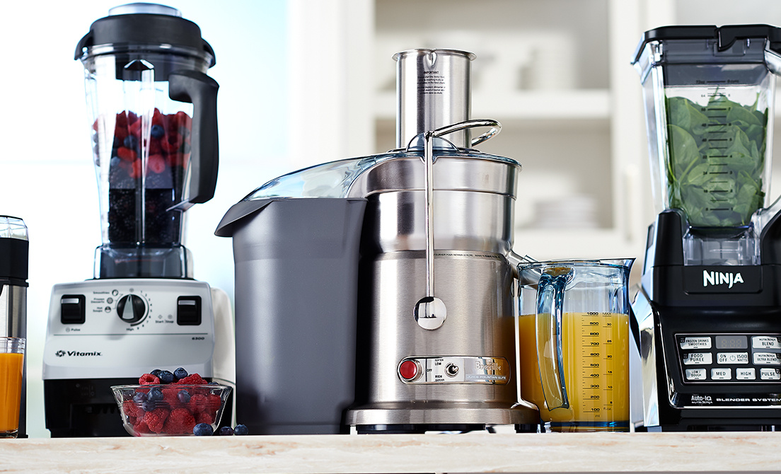 Blenders & Juicers Guide