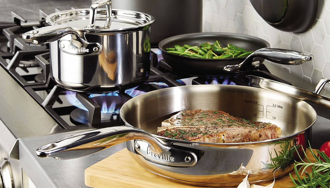 Breville Cookware