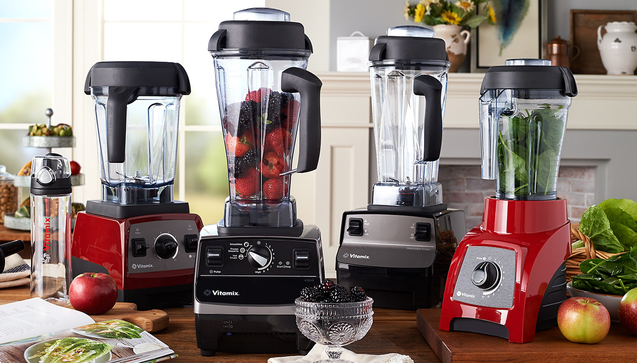 American Made Juicer ~ Vitamix comparison blenders accessories — qvc