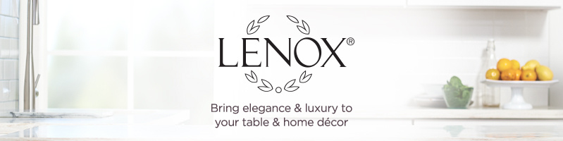 Lenox Bring elegance & luxury to your table & home décor