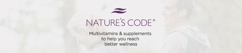 Nature's Code®. Multivitamins & supplements to help you reach better wellness