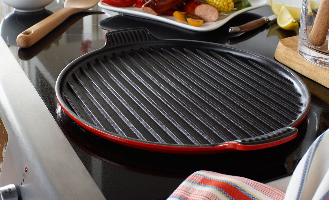 Grill Pans & Griddles