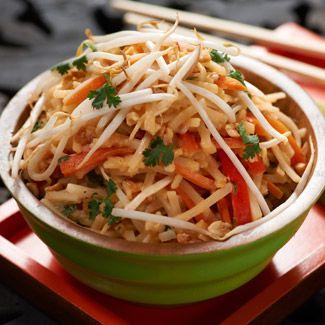 Easy Vegetarian Pad Thai — Pad Thai Recipe — QVC.com