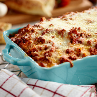 Bauer's Baked Ziti