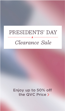 Presidents' Day Clearance Sale