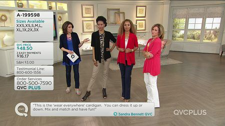 The Inside Scoop On Susan Graver Style Qvc Community ...