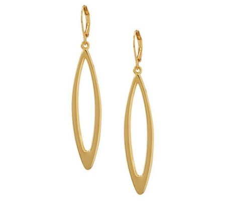 Joan Rivers Lisa's Italian Inspired Drop Earrings - A264624