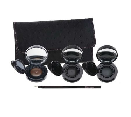 A229762 Dalton Eyeliner Trio with Brush and Clutch