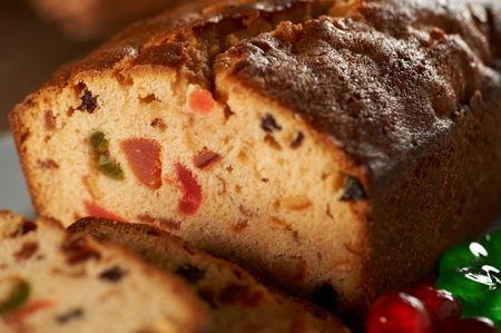 Not-Your-Grandma's Fruitcake