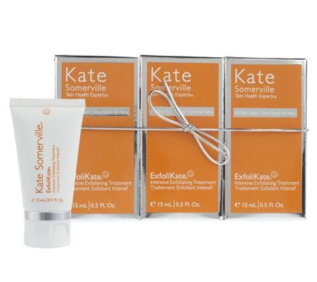 A224180 Kate Somerville Celebrate Exfoliate Trio