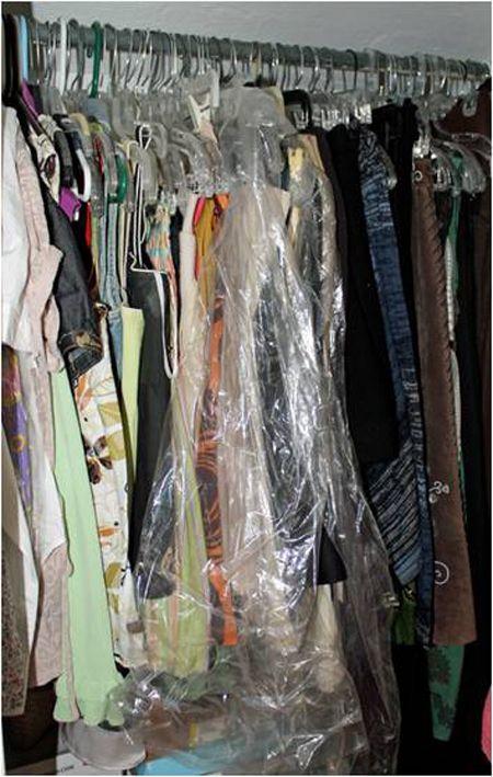 Purge your wardrobe!