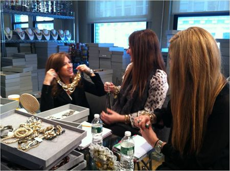 Susan & QVC Jewelry Buyers