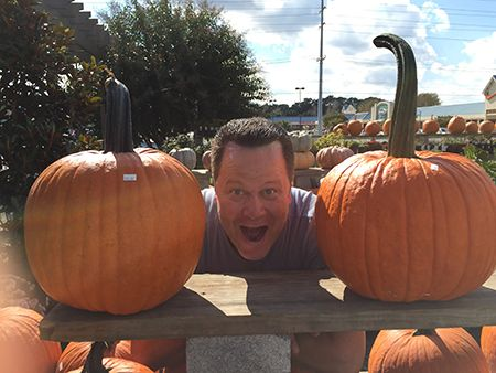 David & the Pumpkins