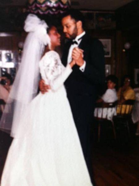 Jeff and anita wedding