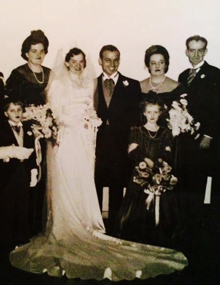 Jane's Parents Wedding