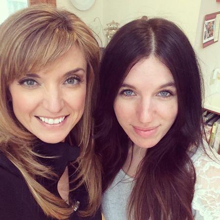 Jennifer and her best friend Kim