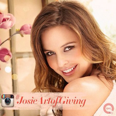 Ready for a beautiful 24 hours? Josie Maran Cosmetics is taking over QVC's Instagram!