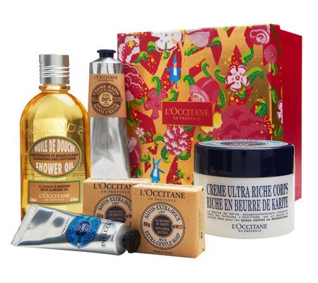 L'Occitane Shea Enchante Bath & Body Collection