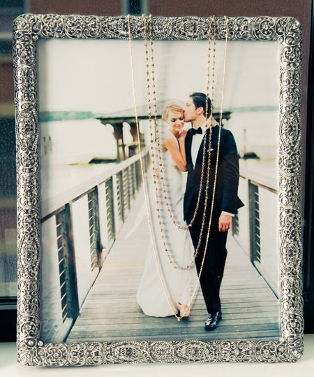 Lindsay and her husband on their wedding day