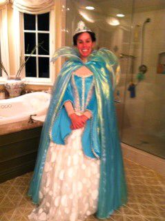 Melissa Rivers as Snow Princess