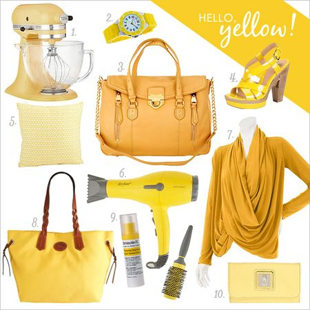 May Color Of The Month Yellow Blogs Amp Forums