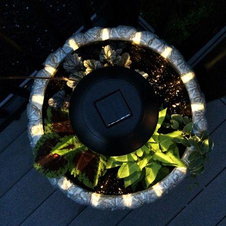 light at night