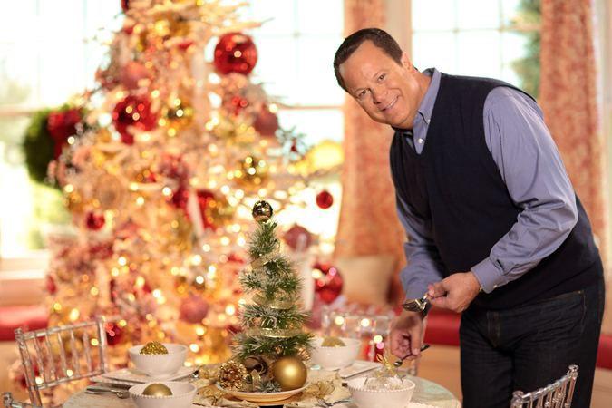 David at the Holiday Table