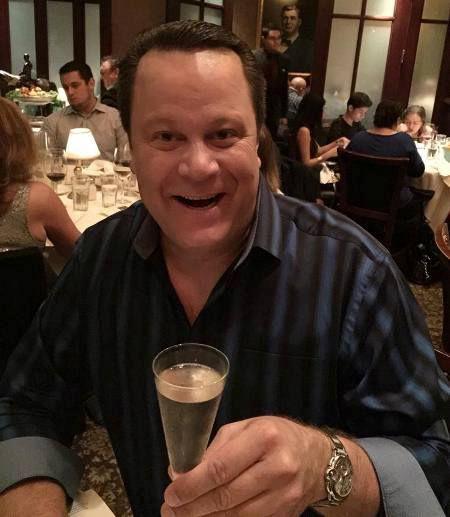 David on New Years Eve