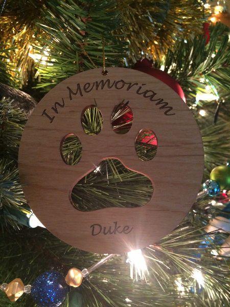 Duke's Ornament