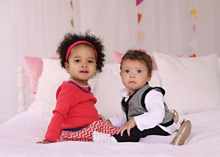 Gabrielle's kids