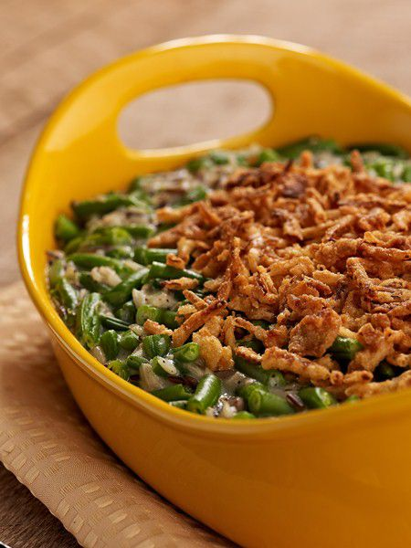 "Skinny Green Bean Casserole – What's Your Favorite ""Skinny ..."