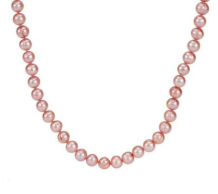 "j155572-Honora Cultured Freshwater Pearl 64"" Necklace"