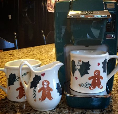 keurig and mugs