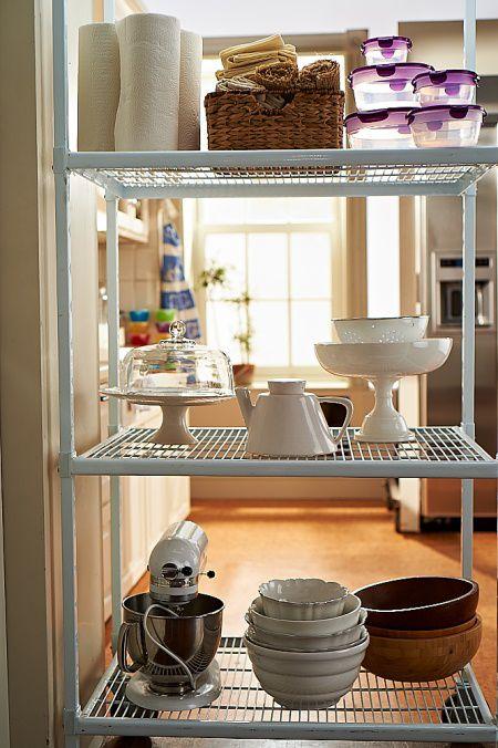 Kitchen Rack After