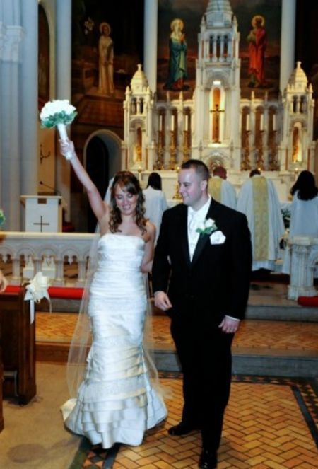 Dan irwin wedding