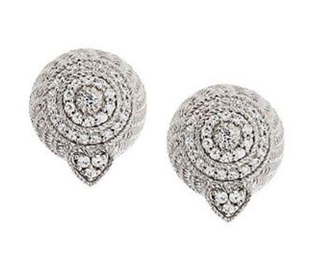 Judith Ripka Earrings