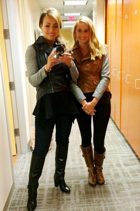 Lisa & Katie