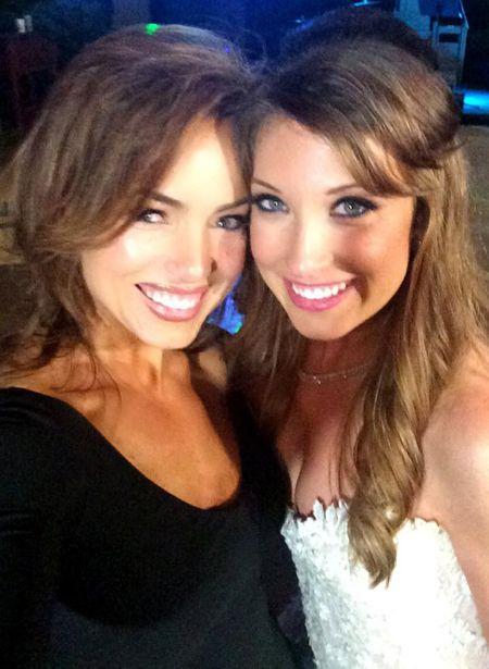 Lisa & Courtney Selfie