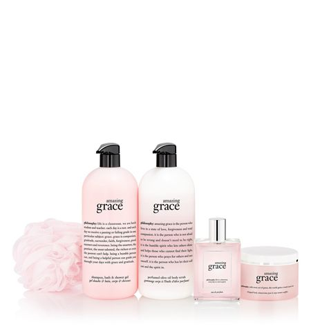 Amazing Grace Philosophy Set