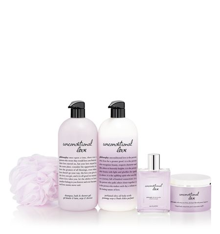 Unconditional Love philosophy set