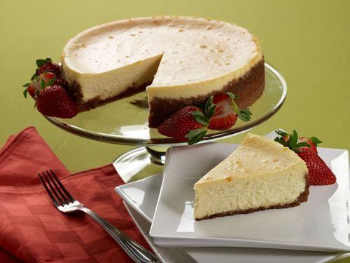 Ricotta & Marscapone Cheesecake